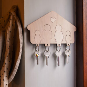Family Key Holder