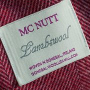 McNutt Wine & Biscuits Reversible Throw