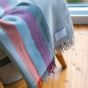 McNutt Striped Throw