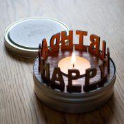 Tiny Tin Stories Happy Birthday