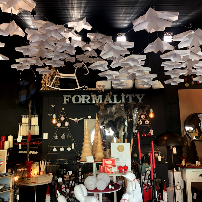 Christmas at Formality at The Cowshed