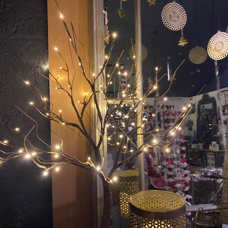 Indoor Twig LED Tree
