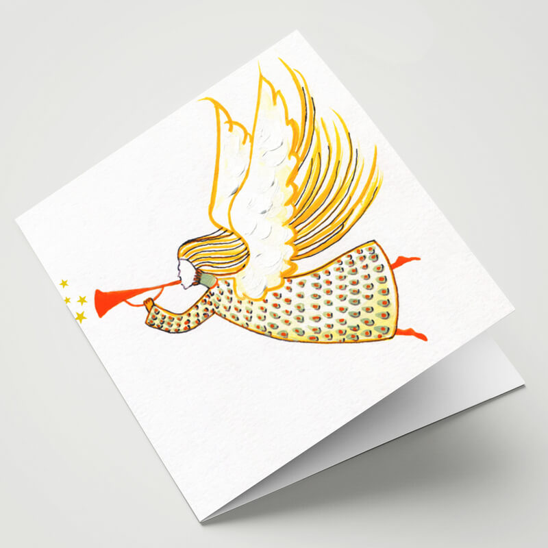 Maggie O'Dwyer Angel Card