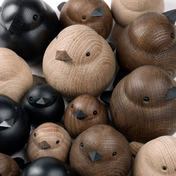 Wooden Sparrows
