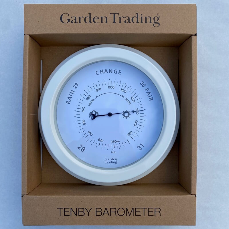 Tenby Barometer